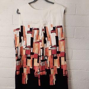 Apostrophe Stretch Dress